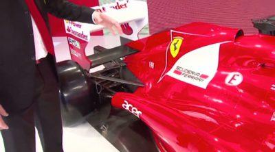 Explicación técnica del Ferrari F2012