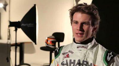 Los pilotos de Force India hablan sobre la nueva temporada 2012