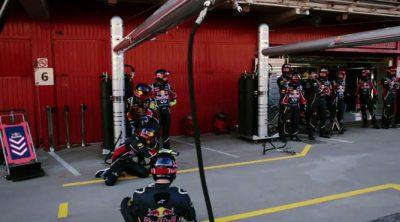 El secreto de las paradas de Red Bull al descubierto