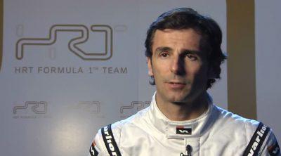 Luis Pérez-Sala y Pedro de la Rosa hablan sobre el nuevo F112 de HRT