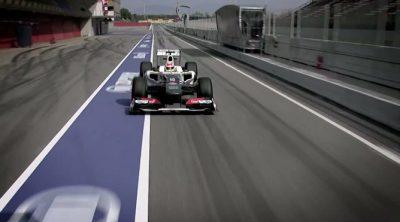 En Sauber están listos para la temporada 2012