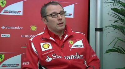 Stefano Domenicali habla sobre el rendimiento del F2012