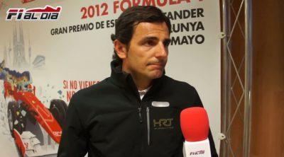 """Pedro de la Rosa: """"No creo que estemos por delante de los Marussia en Barcelona"""""""