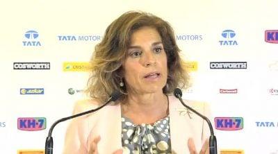 Discurso de Ana Botella en la inauguración de la sede de HRT