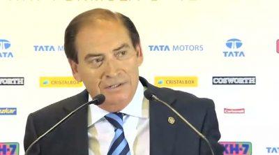 Discurso de Carlos Gracia en la inauguración de la sede de HRT