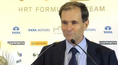 Discurso de Luis Pérez-Sala en la inauguración de la sede de HRT