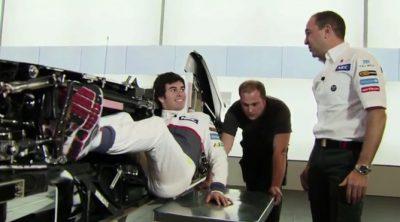 El equipo Sauber nos muestra las tripas de un monoplaza de F1
