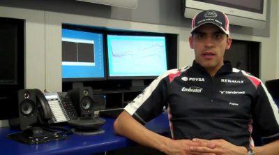 Pastor Maldonado nos trae el previo de Williams para Montreal