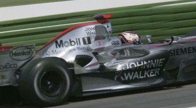 McLaren repasa sus 300 carreras junto a Mercedes-Benz