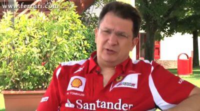 Nikolas Tombazis nos cuenta los cambios que el F2012 ha sufrido