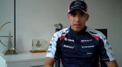 Pastor Maldonado nos trae el previo de Williams para Valencia