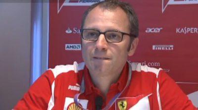Stefano Domenicali analiza la victoria de Fernando Alonso en Valencia