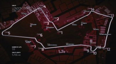 McLaren presenta su GP de Londres