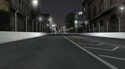 Vuelta al circuito virtual creado por las calles de Londres