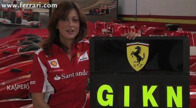 Previo de la Scuderia Ferrari para el GP de Gran Bretaña 2012