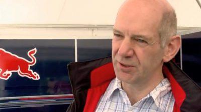 Adrian Newey estuvo en el Festival de la Velocidad de Goodwood