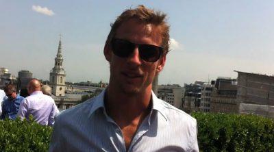 Jenson Button se muestra expectante ante el GP de Gran Bretaña