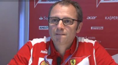 Stefano Domenicali analiza el post del GP de Gran Bretaña 2012