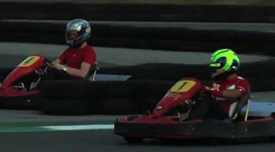 Previo de la Scuderia Ferrari para el GP de Alemania 2012
