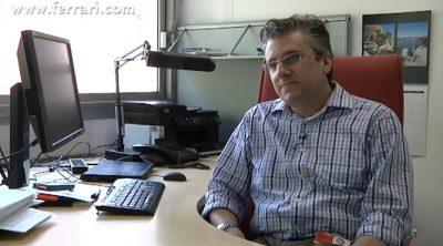 Pat Fry analiza la actuación de Ferrari en el Mundial de F1 de 2012
