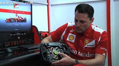 Previo de la Scuderia Ferrari para el GP de Bélgica 2012