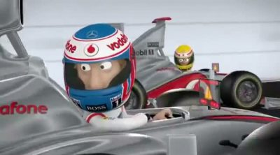 McLaren Tooned - 04-Beyond the limit