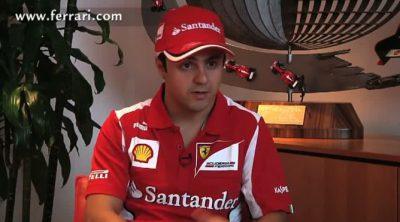 Previo de la Scuderia Ferrari para el GP de Singapur 2012