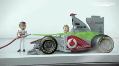 McLaren Tooned - 06-Gone with the wind
