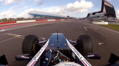 Los mejores momentos del Williams F1 'partner day' 2012