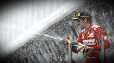 Fernando Alonso nos desea unas Felices Fiestas