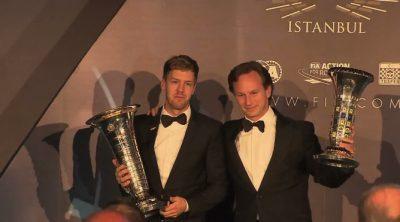 Gala de la FIA 2012 (resumen)