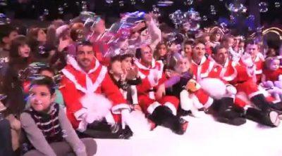La familia Ferrari despide el año 2012 y nos felicita la Navidad