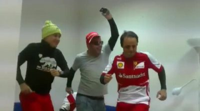 Un día con Felipe Massa en el 'Wrooom 2013'
