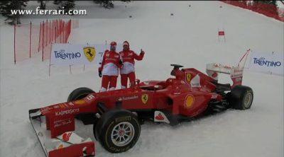 Resumen del 'Wrooom 2013', la concentración del equipo Ferrari
